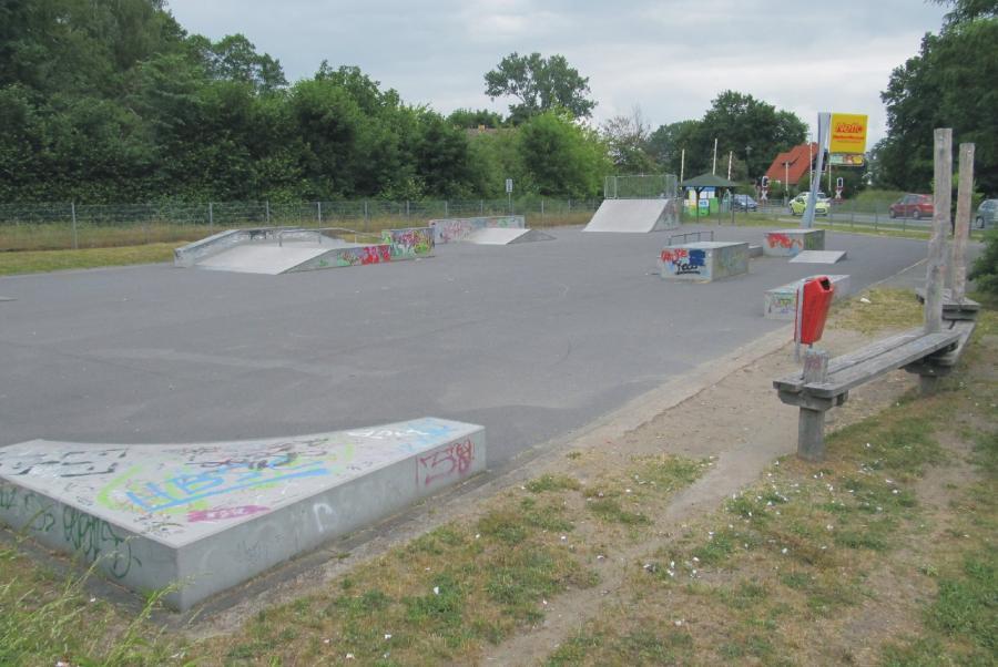 Basdorf Skateanlage, Foto: Gemeinde Wandlitz