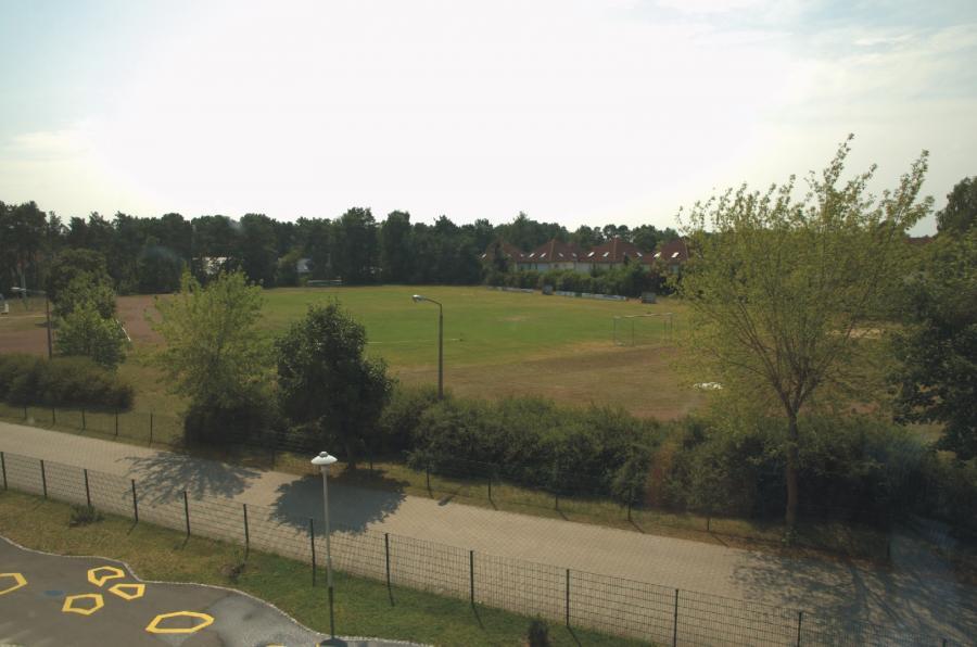 Basdorf Sportplatz, Foto: Urrutia