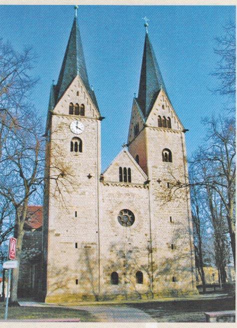 Basilika St. Georg und St. Pancratius Hecklingen
