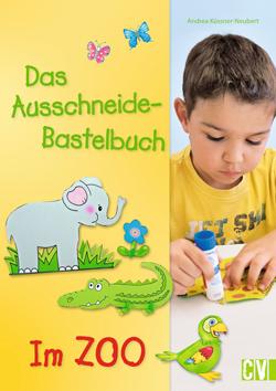 Bastelbuch im Zoo