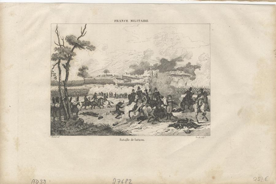 Bataille de Lützen