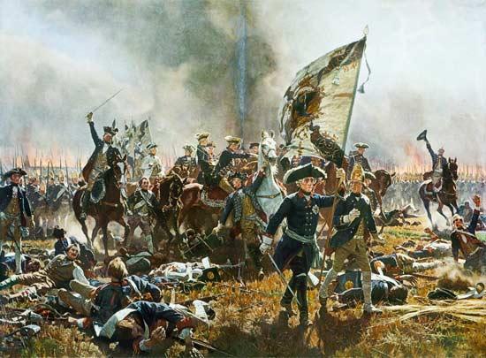 1758: Die Schlacht von Zorndorf