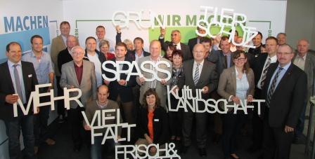 Bauerntag Gruppe Brandenburg
