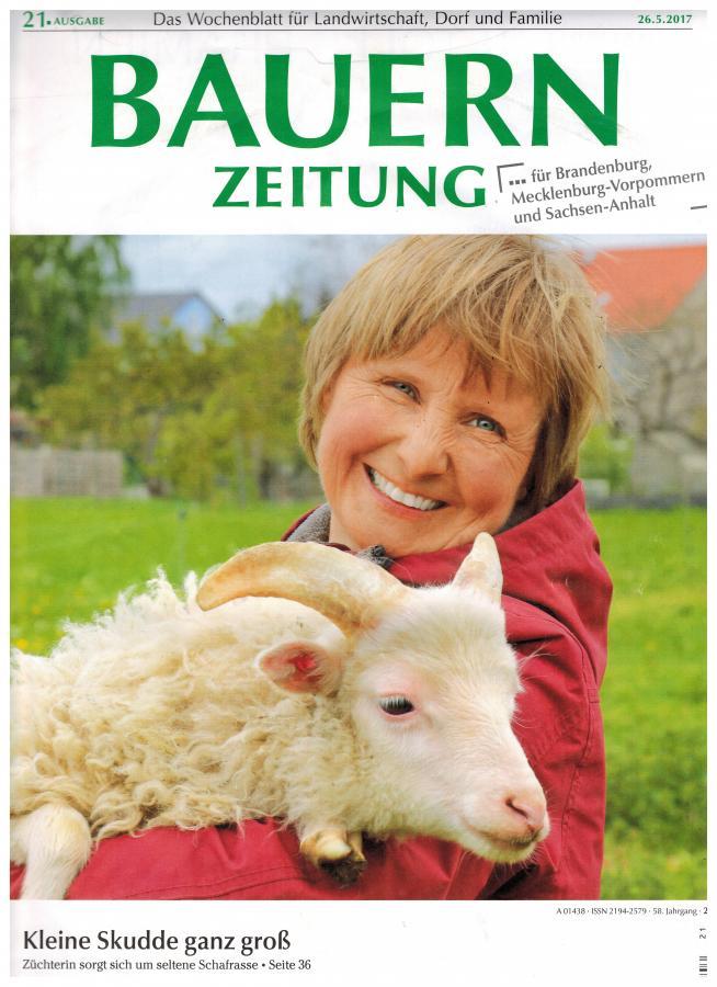Bauernzeitung 21. Woche 2017