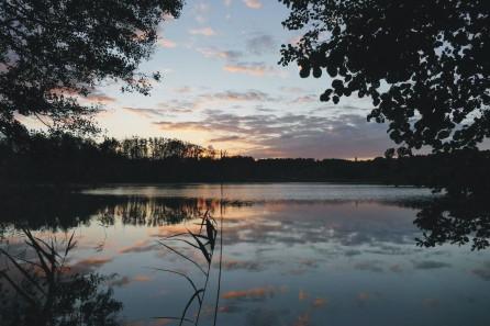 Die Ruhe der Seen genießen_Foto: Bartel