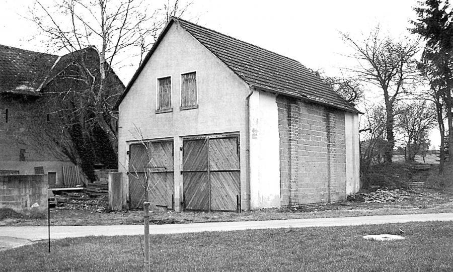 Bauhof vor der Renovierung 2007