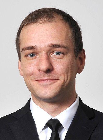 Falkow Stephan, 2. Vorsitzender des Vereins
