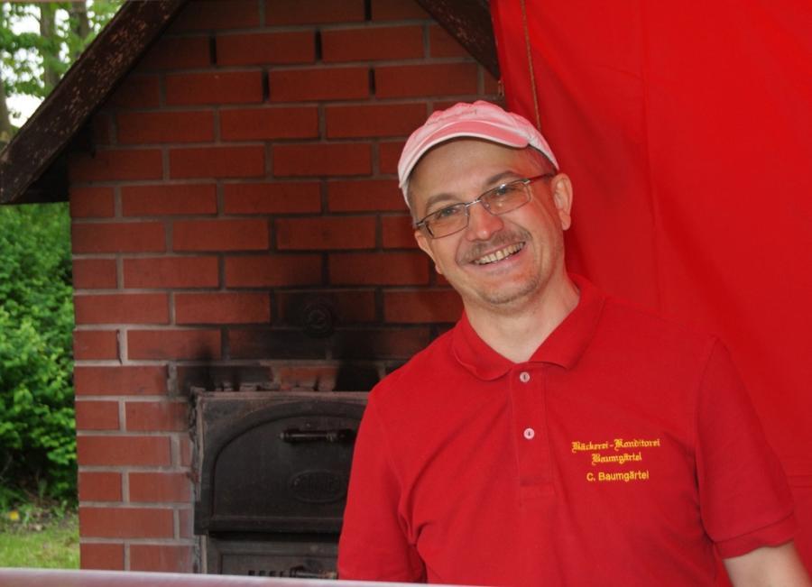 Bäckermeister Claas Baumgärtel