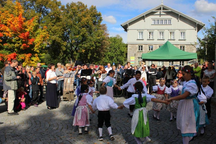Bayerisch-Böhmischer-Sonntag in Bayerisch Eisenstein