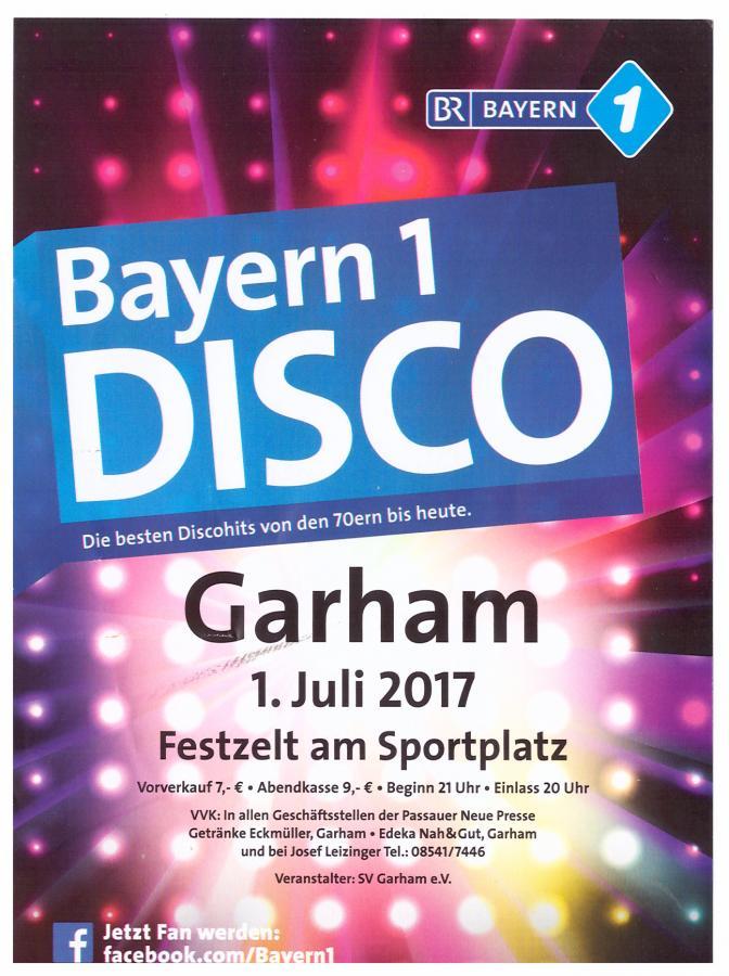 Bayern 1 Disco