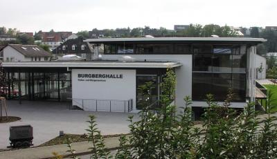 Burgberghalle