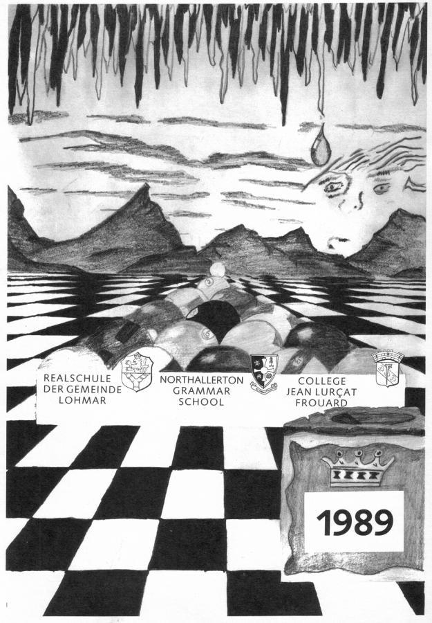 Titel Schulkalender 1989