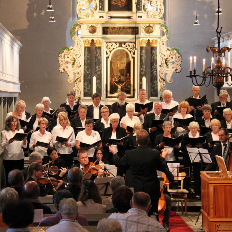 Bach in Kremmen, Konzert am 17.09.2016