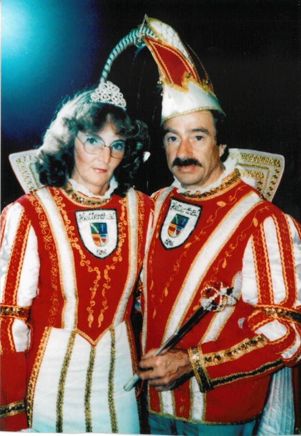 Walter u Uschi 1983