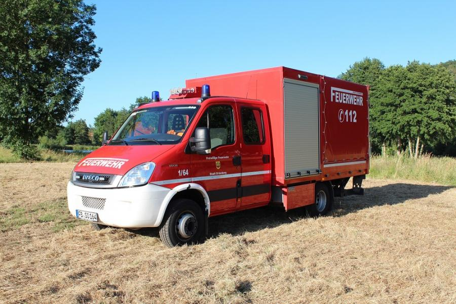 Gerätewagen Logistik, Florian Ortenberg 1/64