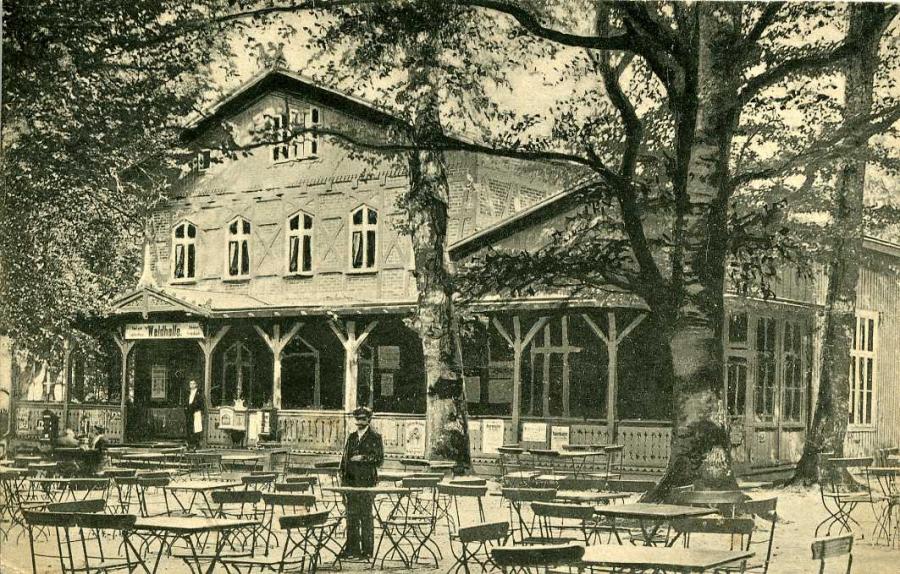 Restaurant Waldhalle bei Sassnitz
