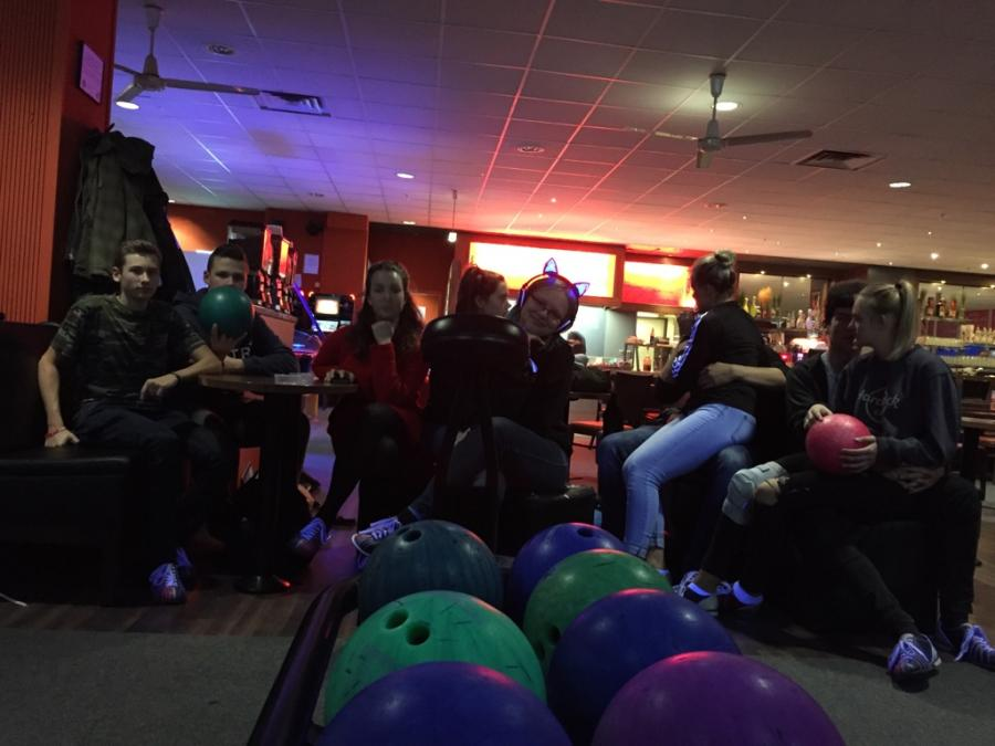 Juz´Seigendorf Bowlingausflug
