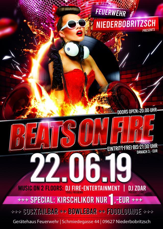 Beats on fire 2019