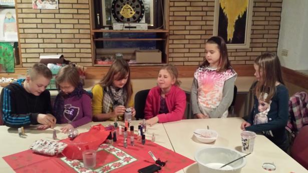 """Beautynachmittag"" im Kids-Club Rohrbach"