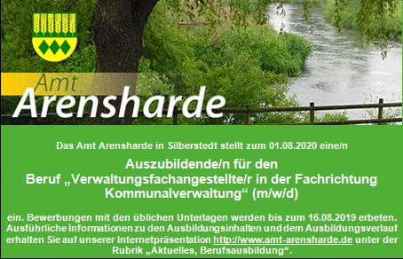 Arensharde_Ausbildung