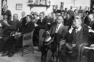 Bebilderung Meilenstein 1920