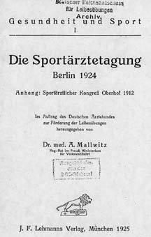 Bebilderung Meilenstein 1924