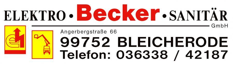 Elektro-Becker