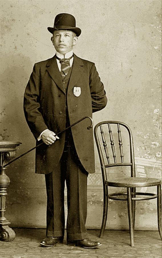 Friedrich Emil August Becker