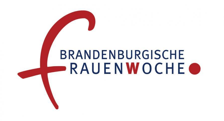 Logo Brandenburgische Frauenwoche
