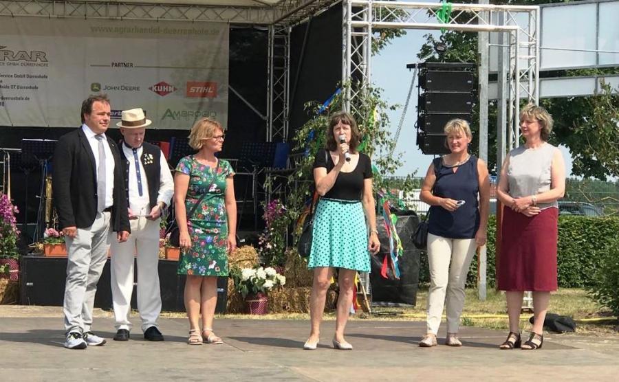 Eröffnung der Brandenburger Landpartie in Dürrenhofe