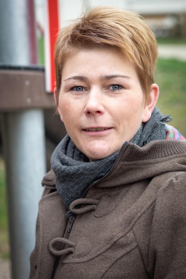 Eva-Nadine Wunderlich Beisitzerin
