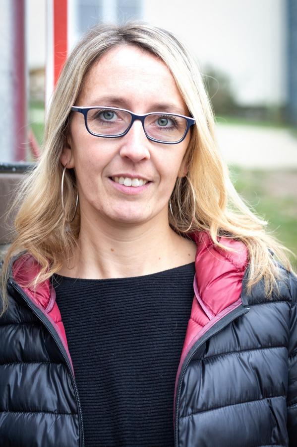 Melanie Gutsch Beisitzerin