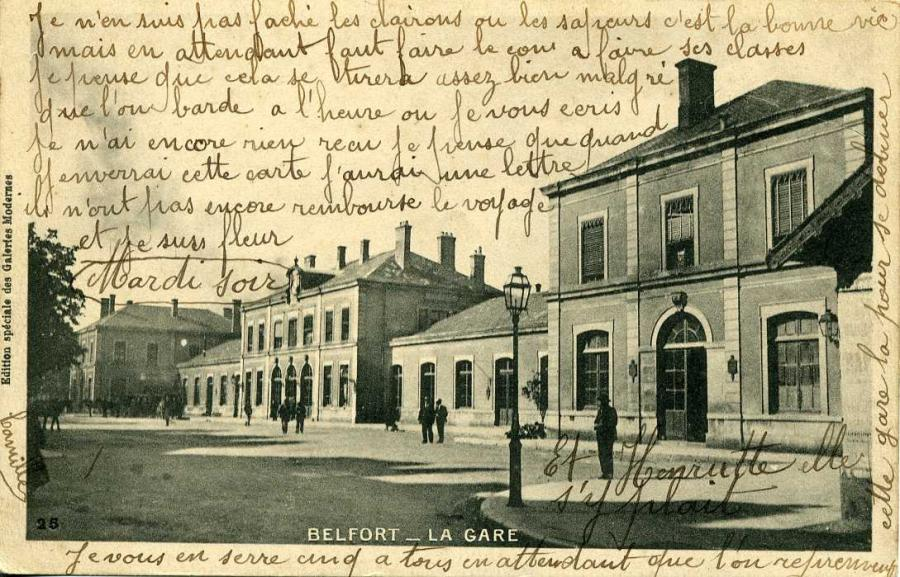 Belfort LaGare