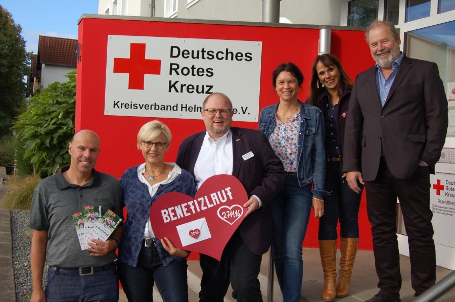Spendenübergabe 4. Benefizlauf für den Landkreis Helmstedt