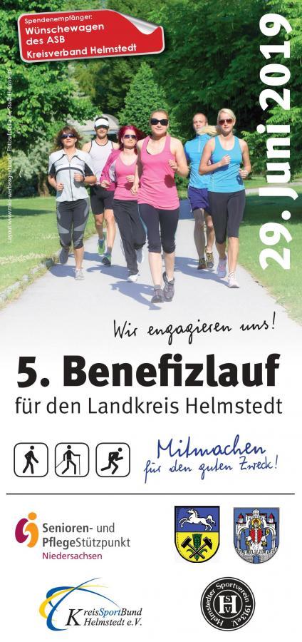 5. Benefizlauf im Landkreis Helmstedt