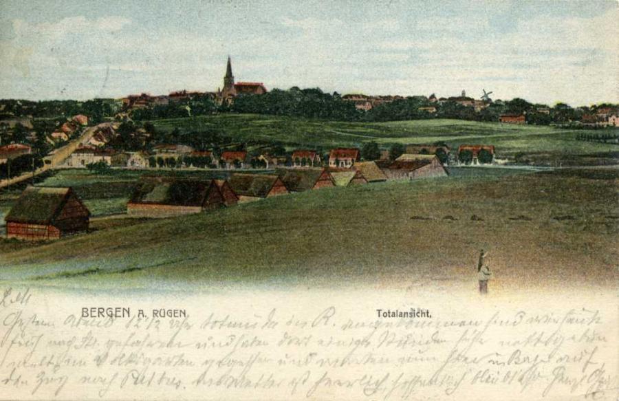 Bergen 1902