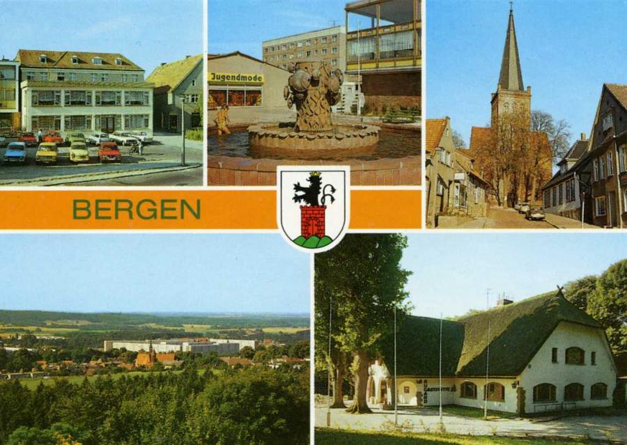 Bergen 1989