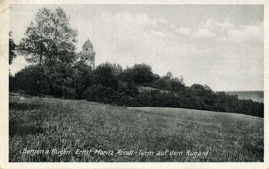Bergen a. Rügen Arndt-Turm 1932