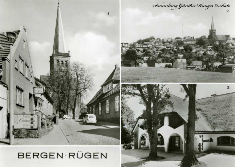 Bergen -Rügen