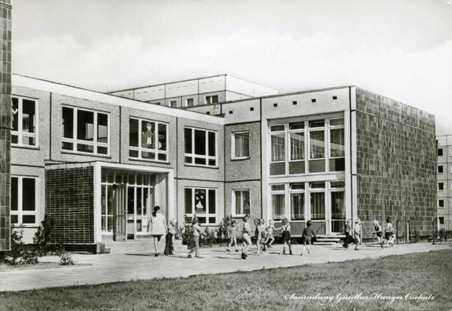 """Bergen Kindergarten """"Clara Zetkin"""""""