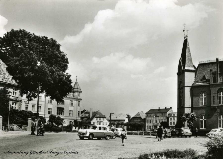 Bergen Marktplatz