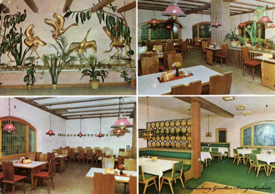 Bergen Rügen HO-Rugard-Gaststätte