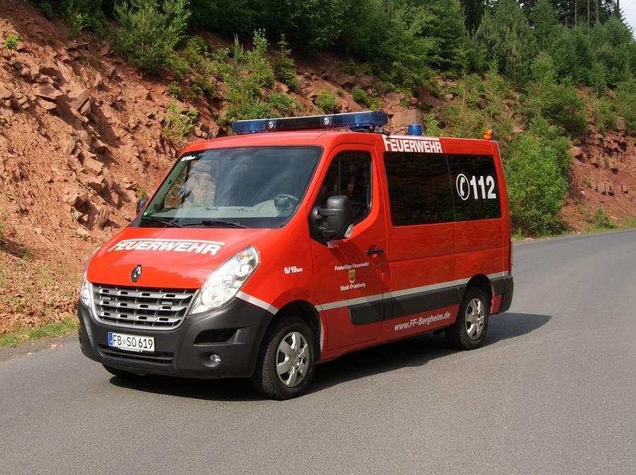 Mannschaftstransportwagen, Florian Ortenberg 6/19