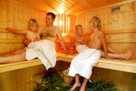Sauna Berghof