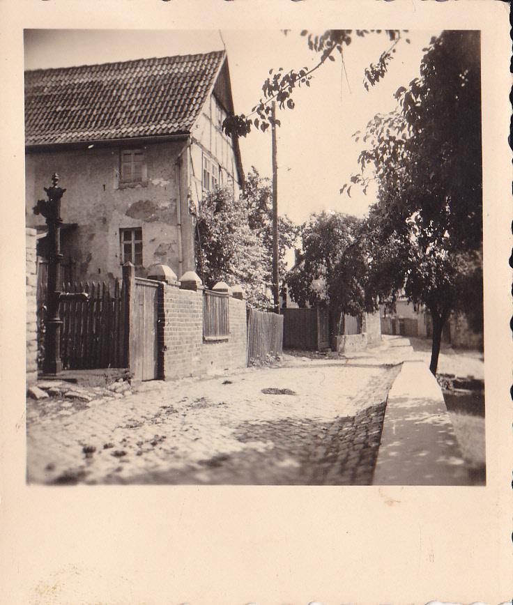 Bergstraße um 1925