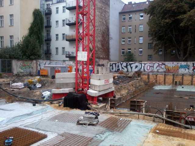 Berlin, Gärtnerstraße