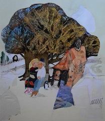 Buchillustration von Christoph Seidel