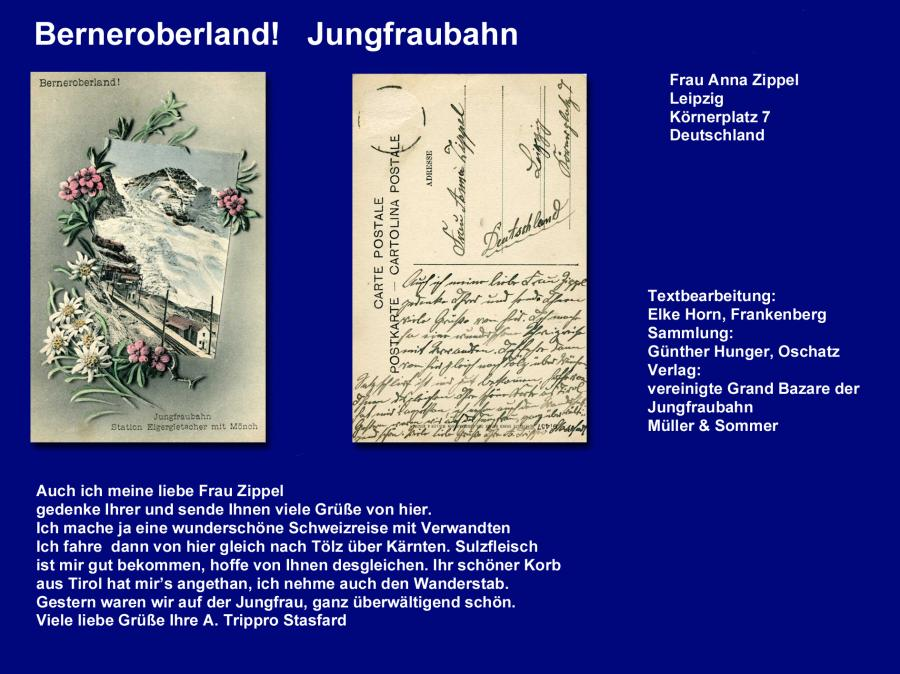 Berneroberland!   Jungfraubahn
