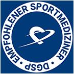 Digitales Zertifikat für DGSP-empfohlene Sportmediziner