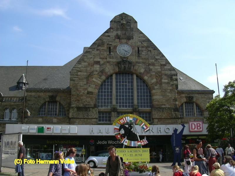 Bahnhof Aachen Hbf